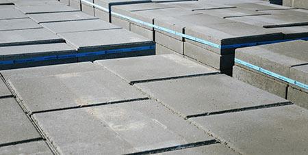 betontegels in Friesland